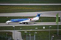 G-RJXL - E135 - Loganair