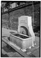 GENERAL VIEW, TROUGH - Water Trough and Fountain, Ninth Street, Philadelphia, Philadelphia County, PA HABS PA,51-PHILA,668-1.tif