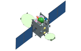 Proposed Satellite by India in Nepal for SAARC Region