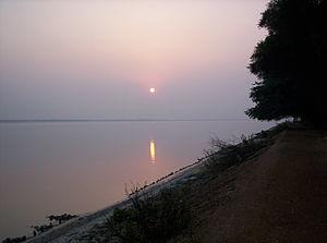 Gadiara - Sunset at Gadiara