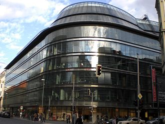 Galeries Lafayette - The Berlin store designed by Jean Nouvel