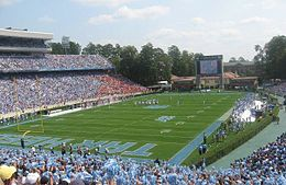 Game at Kenan Memorial Stadium.jpg