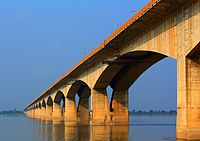 Gandhi Setu in Patna, India.jpg