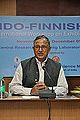 Ganga Singh Rautela - Inaugural Address - Indo-Finnish-Thai Exhibit Development Workshop - NCSM - Kolkata 2014-11-24 9428.JPG