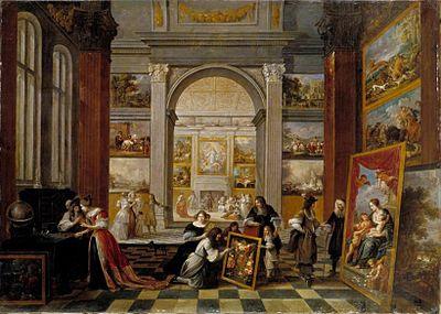 Gaspar De Witte Wikipedia