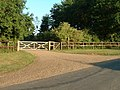 Gated Entrance - geograph.org.uk - 1433687.jpg