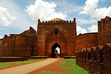 Gateway to Bidar fort.jpg