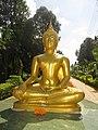 Gautam Buddha Statue, Hetauda Sahid Smarak.jpg