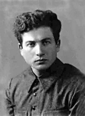 Minsk Ghetto - Mikhail Gebelev, Head of Resistance