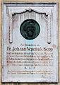 Gedenktafel Franziskanergasse 1 (Bad Tölz) Johann Nepomuk Sepp.jpg
