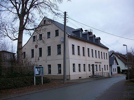 Lindenau (Schneeberg) - Wikiwand