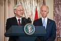General Secretary Nguyen Phu Trong Delivers Remarks With Vice President Joe Biden at a Luncheon at the State Department.jpg