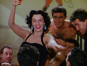 Gentlemen Prefer Blondes (1953 film) - Jane Russell as Dorothy Shaw
