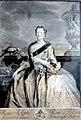 Georg Friedrich Schmidt - Портрет Марии-королевы Польши.1743.JPG