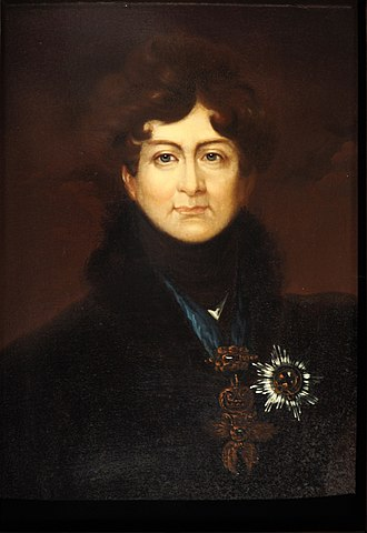 Prince regent - George IV of the United Kingdom, who was prince regent while his father was mentally incapable between 1811 and 1820