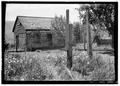 George McCrea Cabin, Chewelah, Stevens County, WA HABS WASH,33-CHEW,3-1.tif