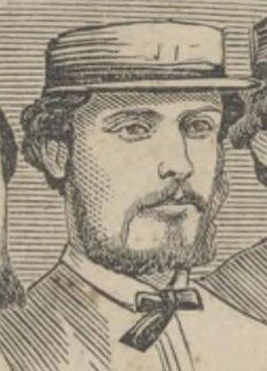 George O'Mullane - O'Mullane, 1865