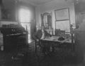 George R. Carter at his desk in the Capitol, 1905 (PP-27-4-036).jpg