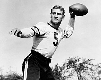 George McAfee - McAfee with the Chicago Bears