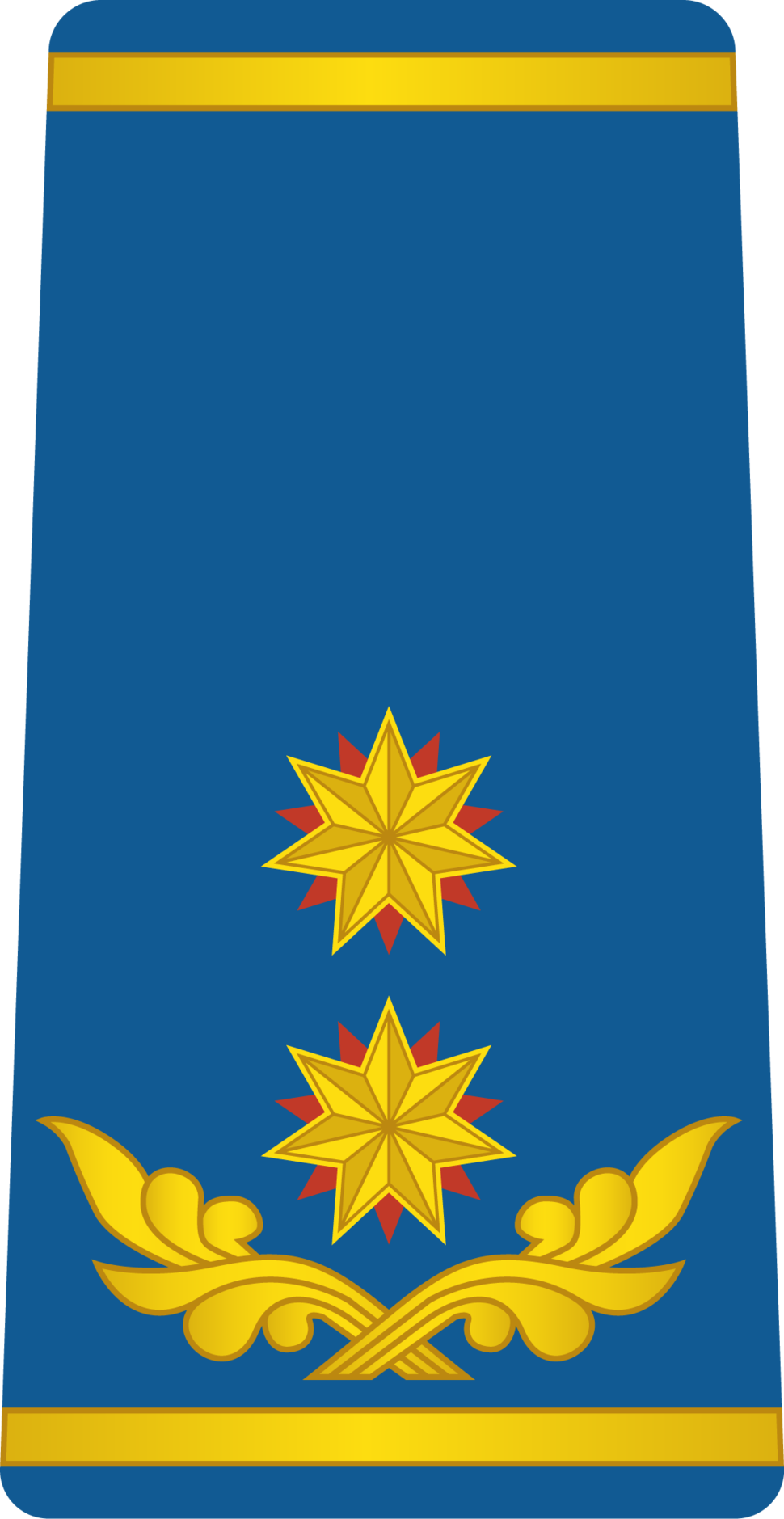 Georgia Air Force OF-8