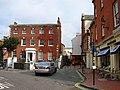 Georgian Townhouse, Prince Albert Street - geograph.org.uk - 230692.jpg