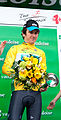 Geraint Thomas (podium) - TDR 2012.jpg