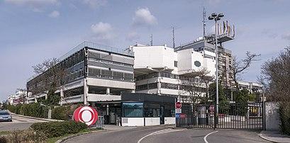 Come arrivare a ORF-Zentrum con i mezzi pubblici - Informazioni sul luogo