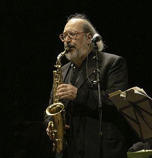 Gianluigi Trovesi Italian musician