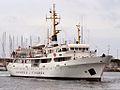 Giorgio Cini training ship, Livorno.jpg