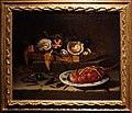 Giovan battista recco, natura morta con crostacei e frutti di mare, 1645 ca.JPG