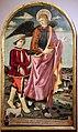 Giovanni di piamonte, arcangelo raffaele e tobiolo, 1467, 01.jpg
