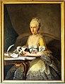 Giuseppe antonio fabbrini, ritratto della granduchessa maria luisa di borbone, 1770-80 ca., 01.jpg