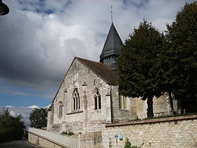 Image illustrative de l'article Église Sainte-Radegonde de Giverny