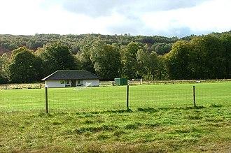 Glengarry Shinty Club - Craigard Park