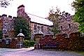Glenveagh National Park - Castle entrance - geograph.org.uk - 1189209.jpg