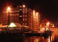 Gloucester Docks at Night (4211296698).jpg