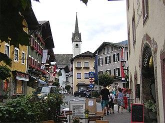 Golling an der Salzach - Town centre
