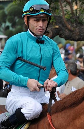 Garrett K. Gomez - Gomez in 2009
