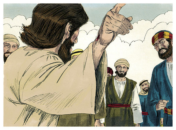 Gospel of Matthew Chapter 28-8 (Bible Illustrations by Sweet Media).jpg