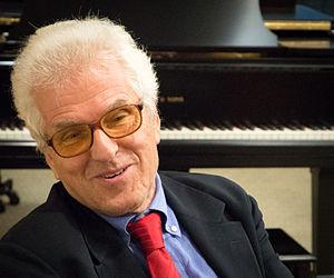 Gottfried Wagner - Gottfried Wagner at Boston University, October 2013