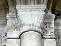 Gournay-en-Bray (76), collégiale St-Hildevert, bas-côté sud, chapiteaux du 4e pilier libre, côté sud.jpg