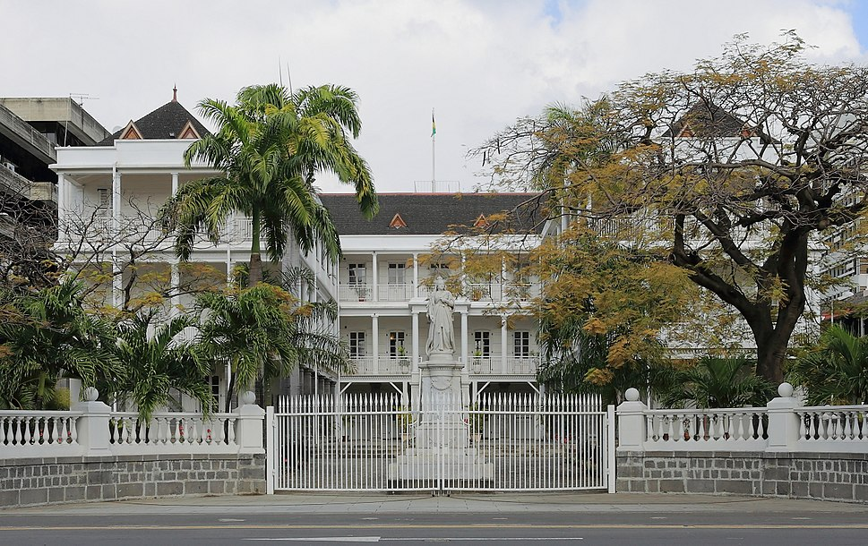 Government House Port Louis