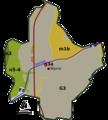 Grésy-sur-Aix - Carte géologique.png