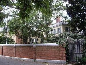 Gracie Mansion - Image: Gracie mansion 2007
