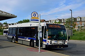 Grand River Transit - GRT iXpress bus to be adapted for the Ion bus service