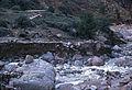 Grand Canyon Flood of 1966 Bright Angel Canyon 2448 - Flickr - Grand Canyon NPS.jpg