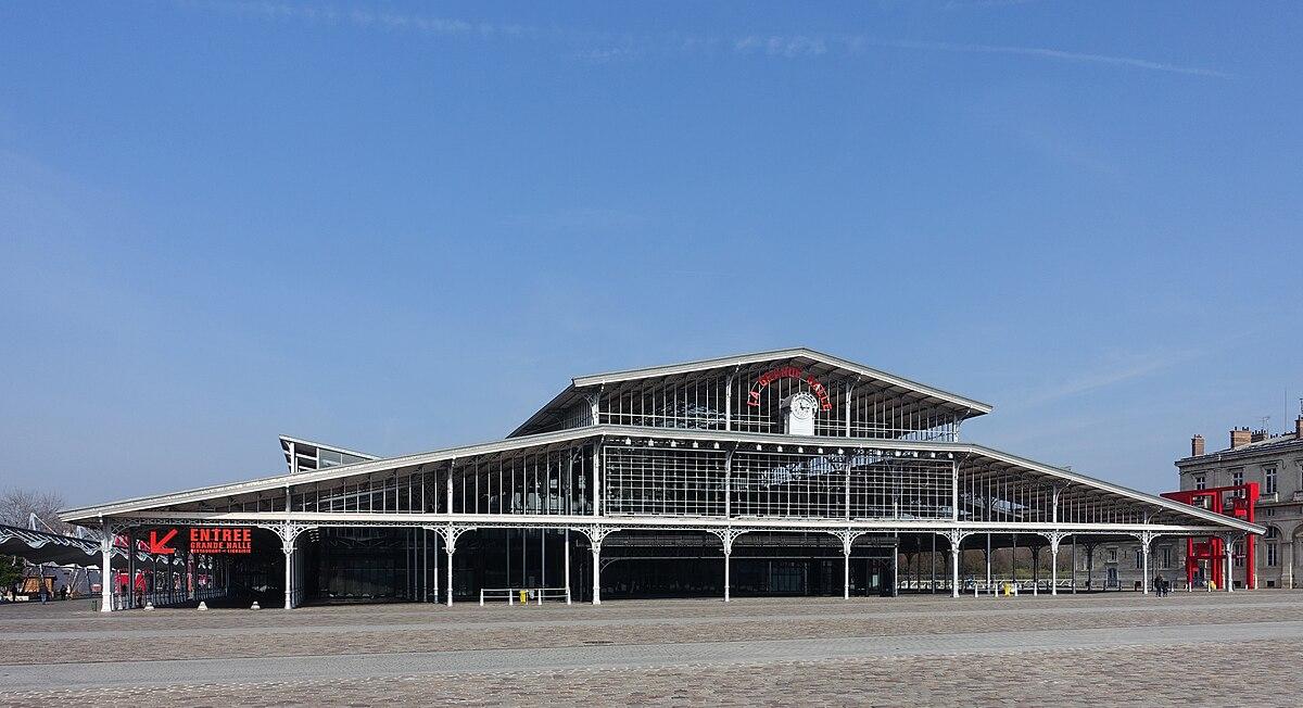 Grande halle de la villette wikip dia for Porte de la villette salon orientation