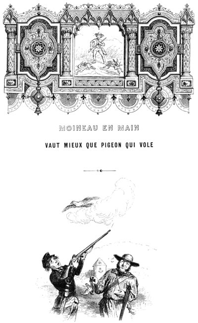 Grandville Cent Proverbes page167.png