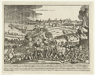 Siege of Grave (1586) siege during the Eighty Years War and the Anglo-Spanish War