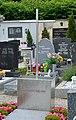 Grave of Franz Wagner 02, Alter Friedhof Amstetten.jpg